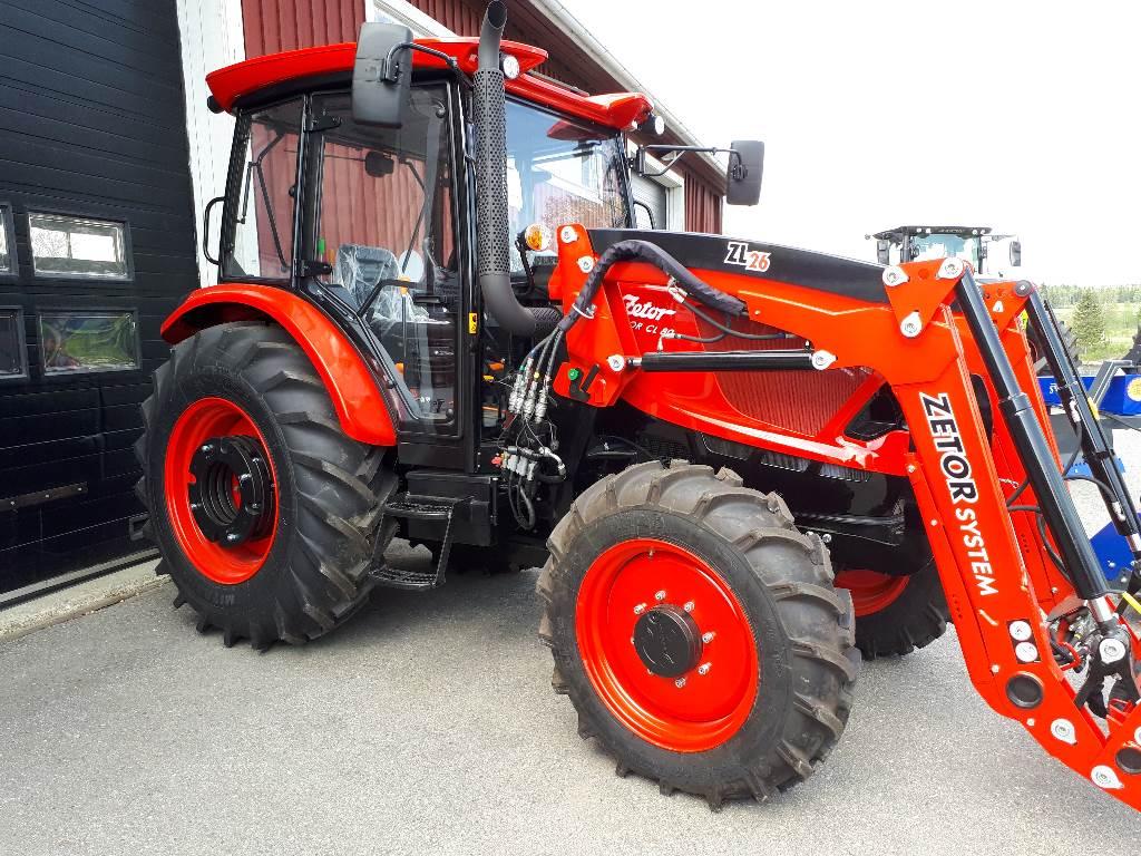 Zetor MAJOR 80, Traktorer, Lantbruk