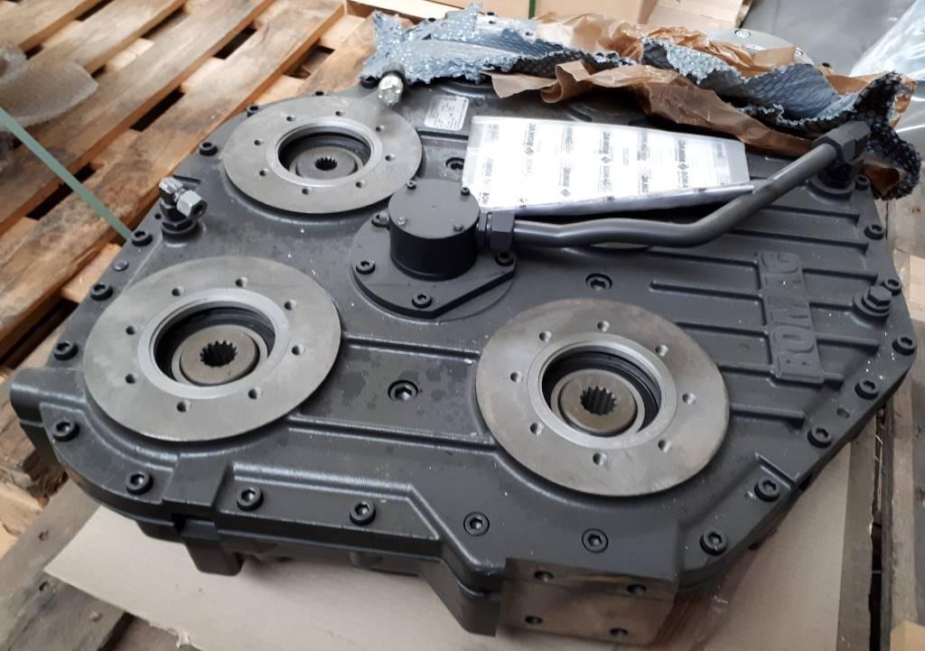 BOMAG Distr. transmission BF600C2,BF700C,BF700C2,BF800C2, Andere Zubehörteile, Baumaschinen