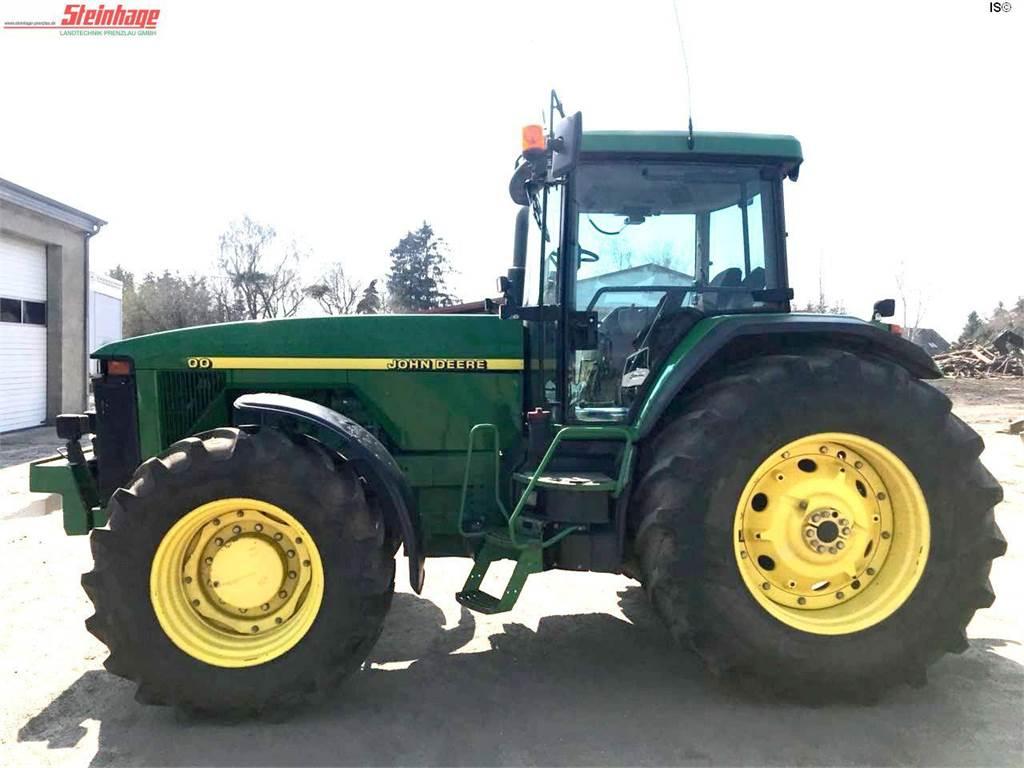 John Deere Schlepper Traktor 8100