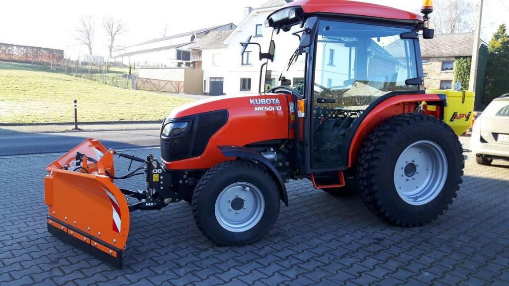 Kubota MK 5000, Tracteur, Agricole