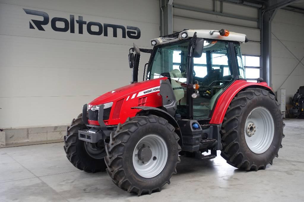 Massey Ferguson 5611, Traktory, Maszyny rolnicze