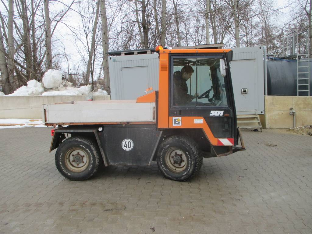 Multicar Tremo 501, Andere Kommunalmaschinen, Kommunal