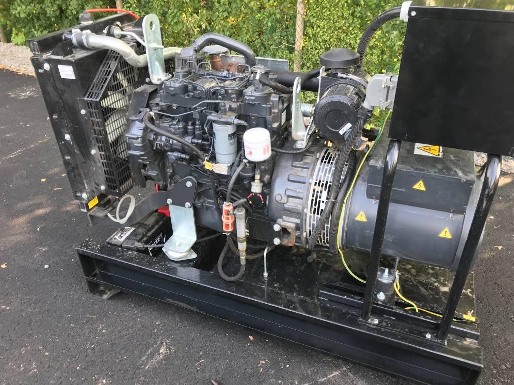 [Other] INTERMETAL MOTOR IVECO - MECC ALTE - 40 KVA, Diesel generatoren, Bouw