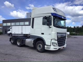 DAF XF 510 FTS, Conventional Trucks / Tractor Trucks, Trucks and Trailers