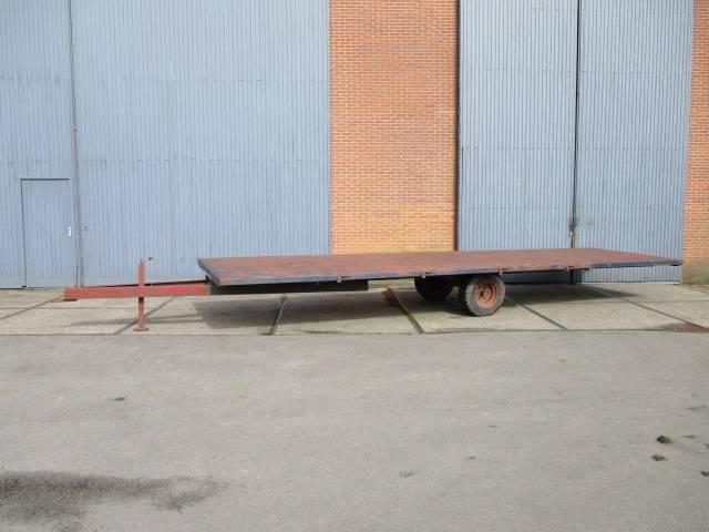Landbouwwagen 7,75 x 2,20 mtr., Other Trailers, Agriculture