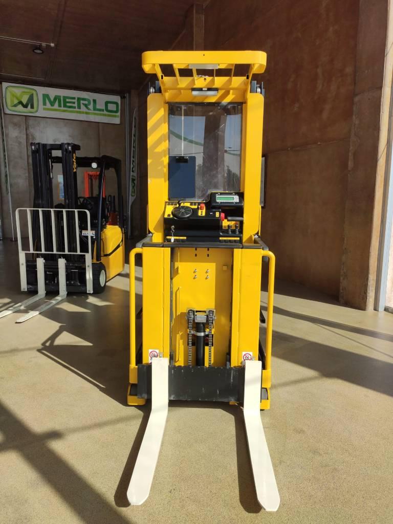 Yale MO10E AC, Medium lift order picker, Material Handling