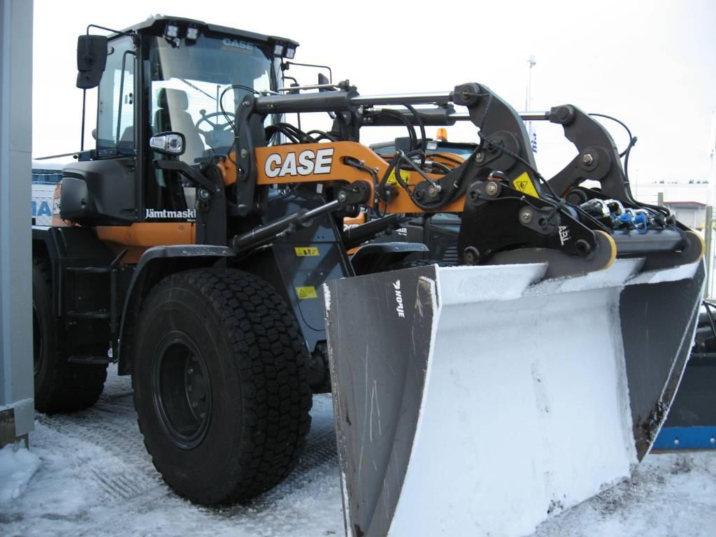 CASE hjullastare 521 G XT,, Hjullastare, Entreprenad