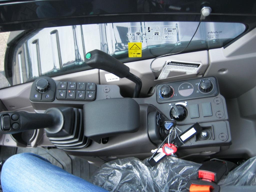 Kubota KX060-5 VA, Midigraafmachines 7t - 12t, Bouw