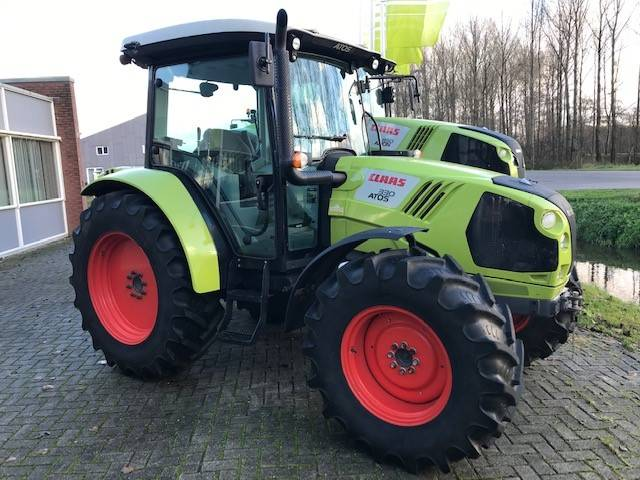 CLAAS Atos 330, Tractors, Agriculture