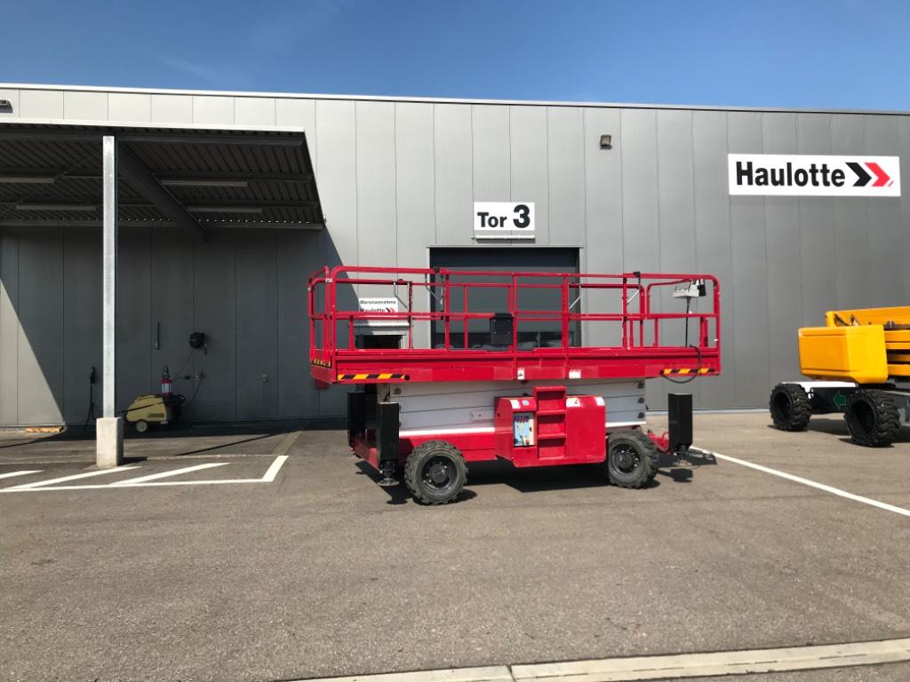 Haulotte H15SXL, Scissor Lifts, Construction Equipment