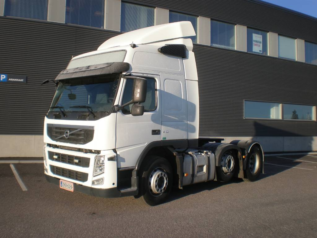 Volvo FM11 410, Conventional Trucks / Tractor Trucks, Trucks and Trailers