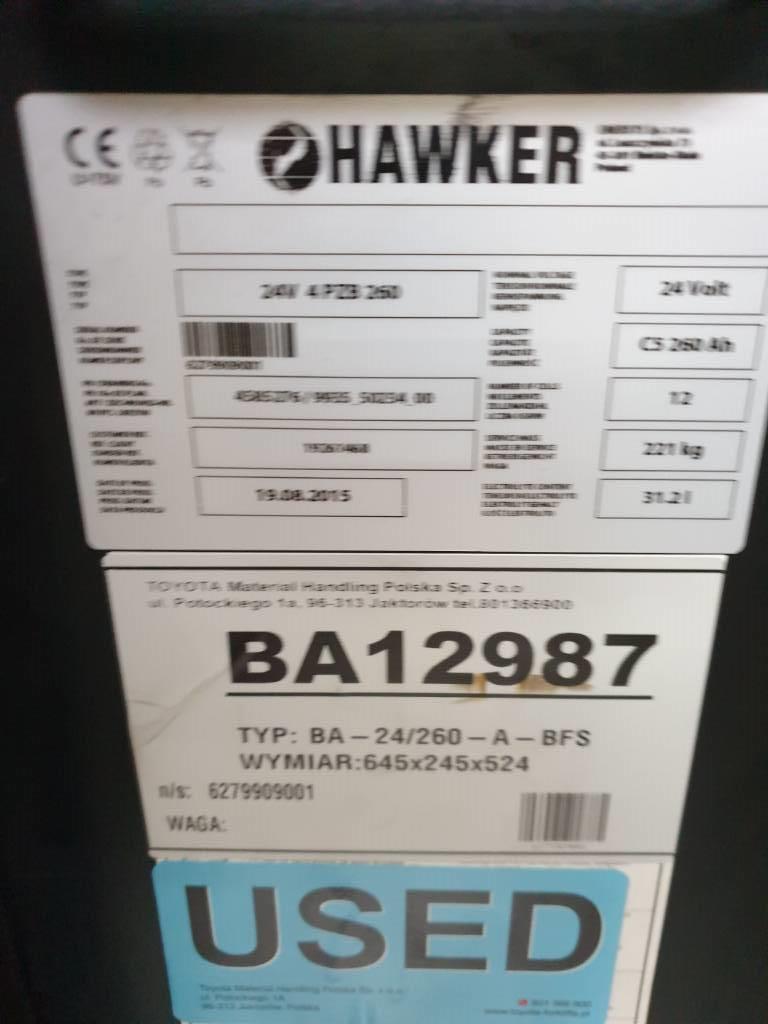 BT SWE140, Wózki widłowe unoszące z dyszlem, Magazynowanie