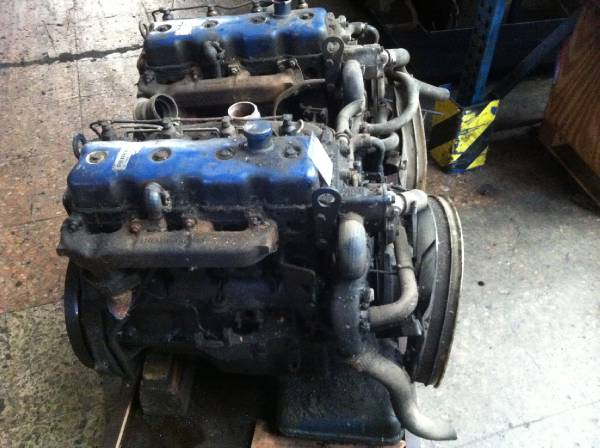Used Perkins Motor Engines Year 1985 For Sale