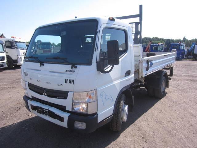 Mitsubishi Fuso 7C15, Dump Trucks, Trucks and Trailers