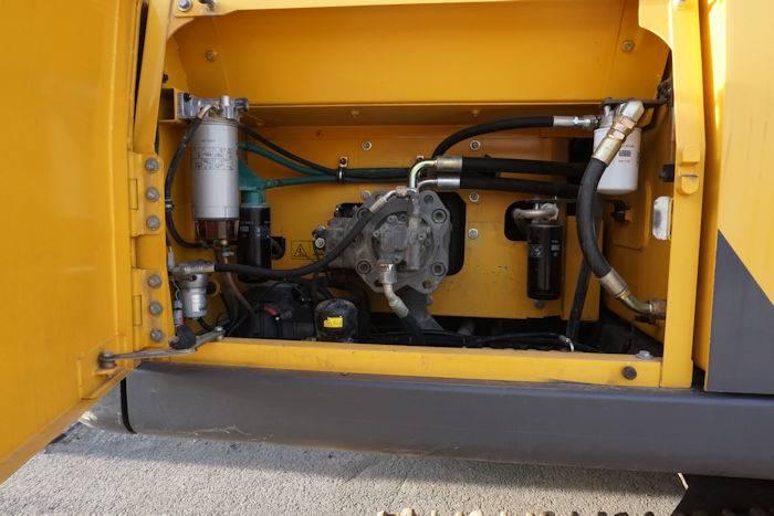 Volvo EC250DL, Crawler Excavators, Construction Equipment