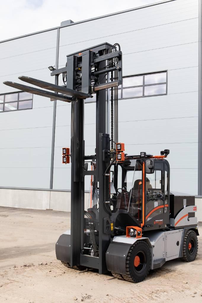 [Other] Merlinum EA9-600, Sähkötrukit, Materiaalinkäsittely