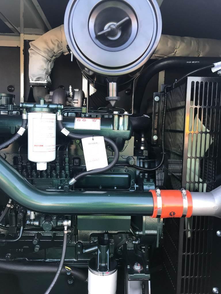Doosan engine P086TI-1 - 185 kVA Generator - DPX-15549.1, Diesel generatoren, Bouw