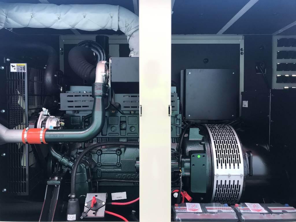 Doosan P086TI-1 - 185 kVA Generator - DPX-15549.1, Diesel generatoren, Bouw