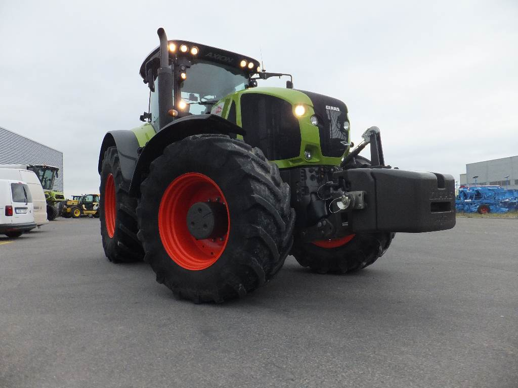 CLAAS Axion 950, Tractors, Agriculture