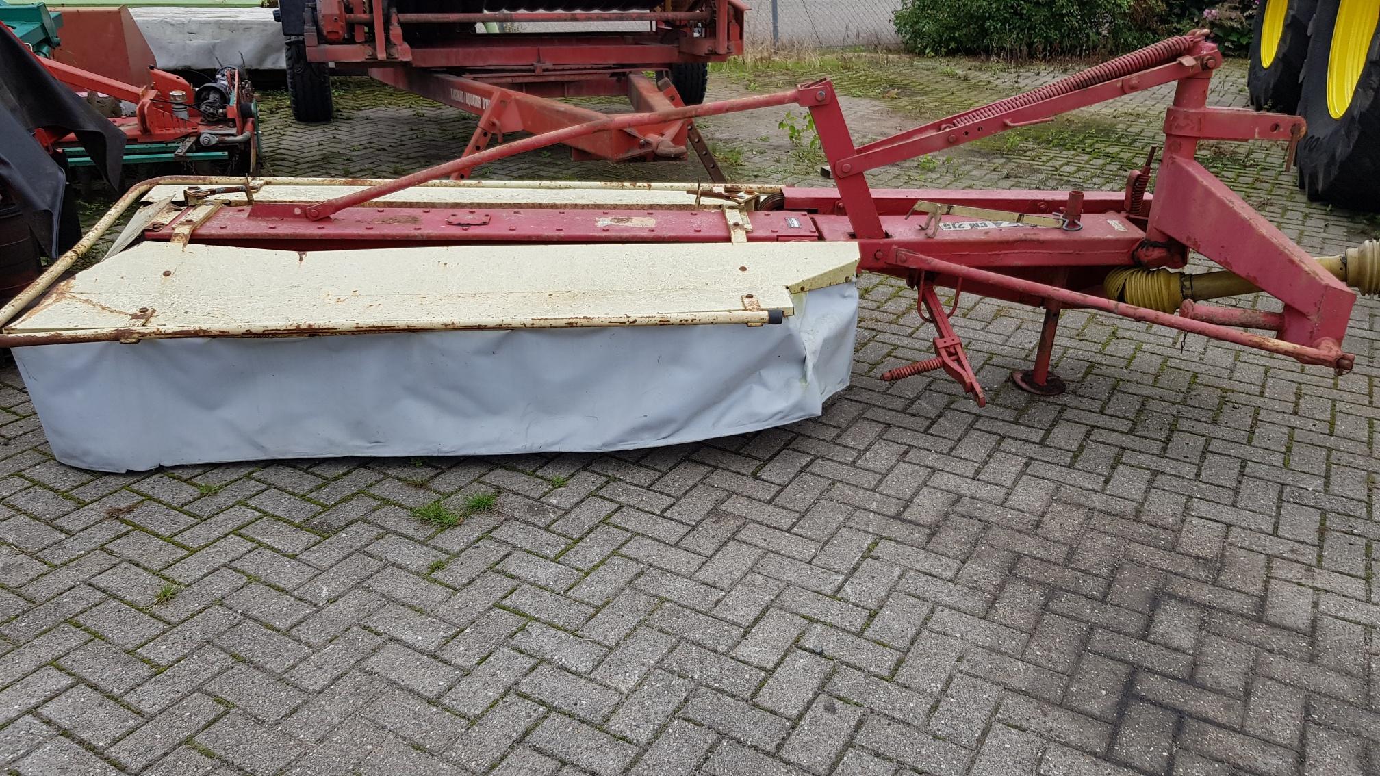 PZ trommelmaaier CM215, Maaiers, Landbouw