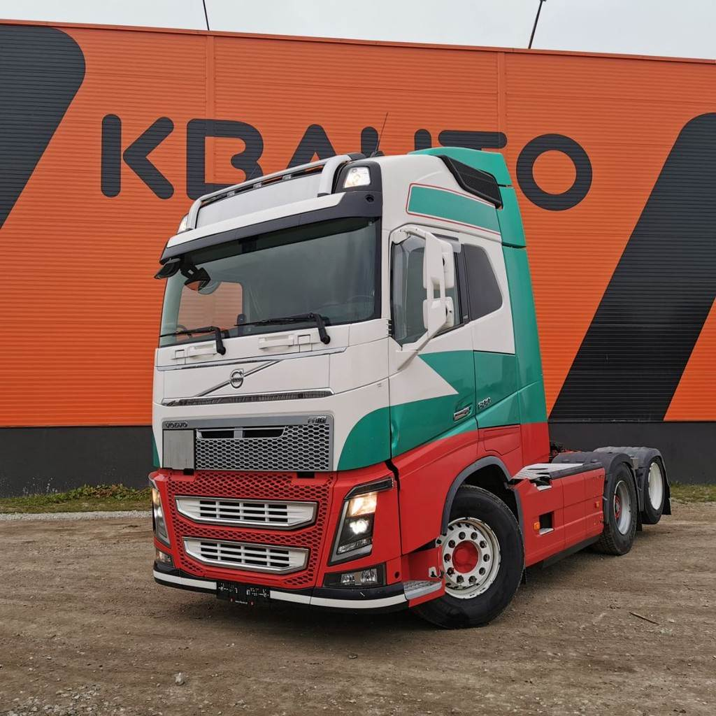 Volvo FH 600 6x2, Conventional Trucks / Tractor Trucks, Trucks and Trailers