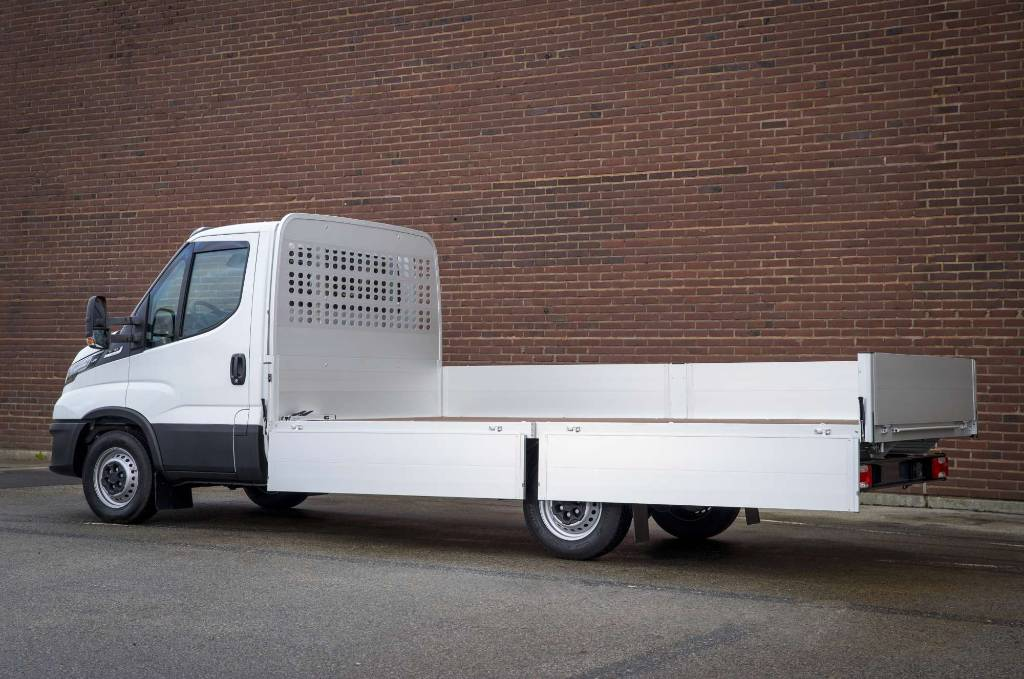 Iveco Daily Flakbil 3,5t, Pickup Trucks, Trucks and Trailers