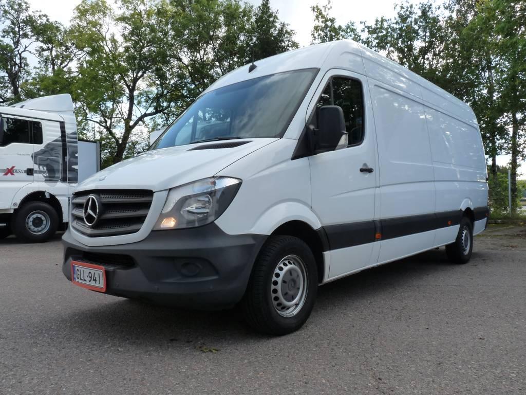 Mercedes-Benz Sprinter 316CDI 3,55/43K Pitkä  Kevyt-KA, Pakettiautot, Kuljetuskalusto