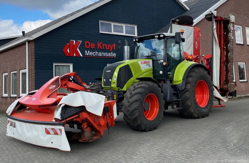 Kuhn FC 9530D, Mowers, Agriculture