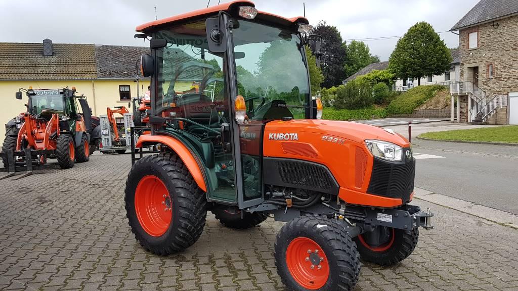 Kubota B 2311, Micro tracteur, Espace Vert