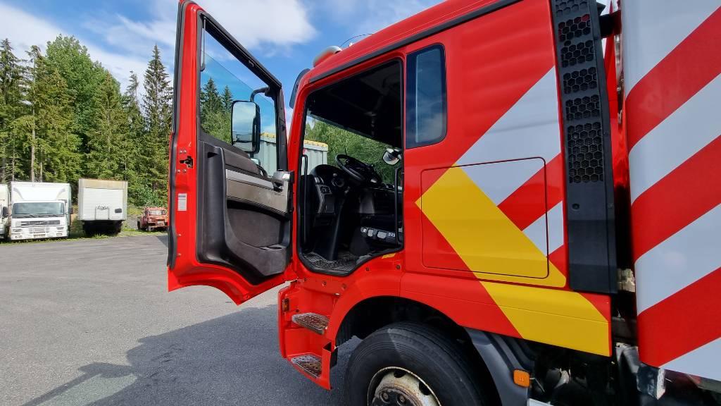MAN TGM 15.250 4x2, Autonkuljetusautot, Kuljetuskalusto
