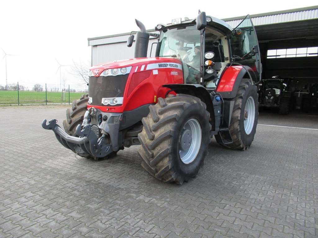 Massey Ferguson MF 8650, Tractors, Agriculture