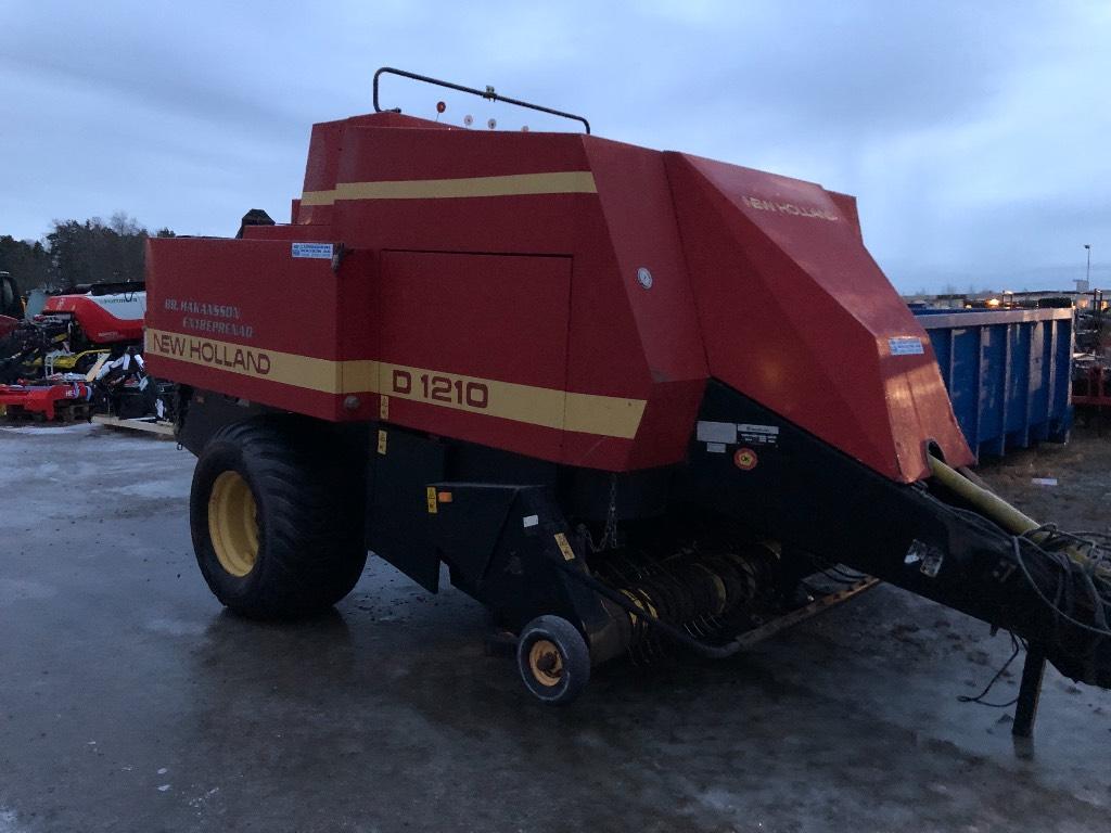 New Holland D 1210 90x120 bigbaler -94, Fyrkantspressar, Lantbruk