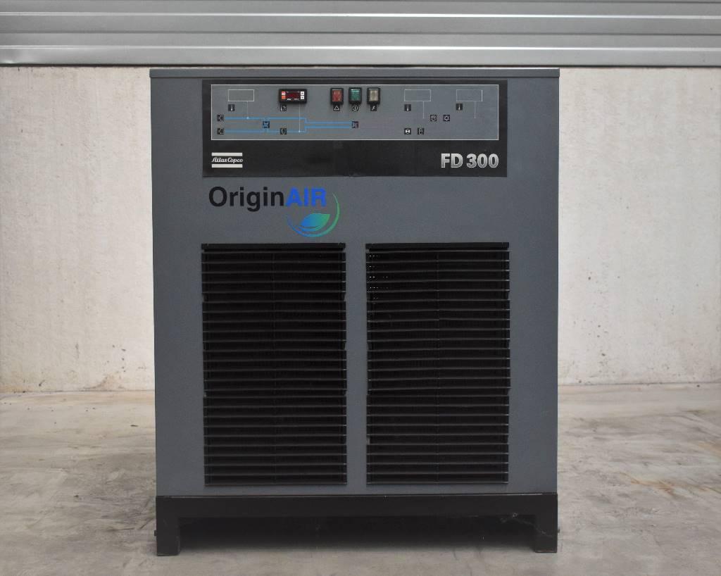Atlas Copco FD 300, Compressed air dryers, Industrial