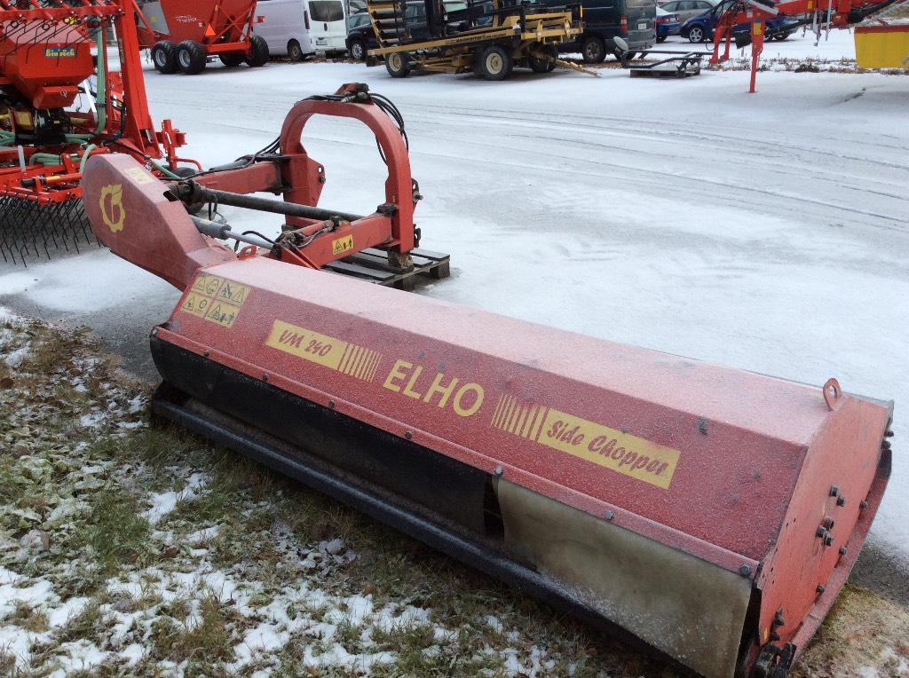 Elho SideChopper VM 240, Kesantoleikkurit ja -murskaimet, Maatalous