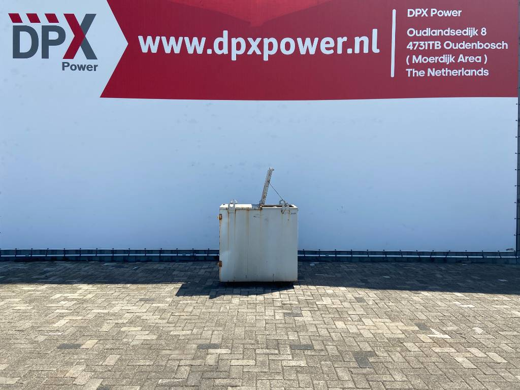 [Other] Diesel Fuel Tank 400 Liter - DPX-31065, Anders, Bouw