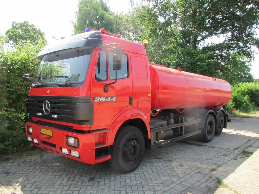 Mercedes-Benz 2544 Tankwagen, Fire trucks, Transportation