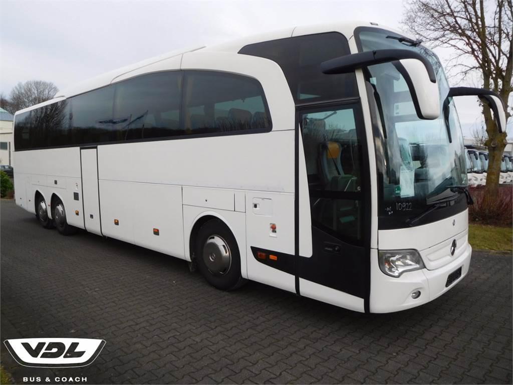 Mercedes-Benz O 580 Travego 16 RHD, Coaches, Vehicles