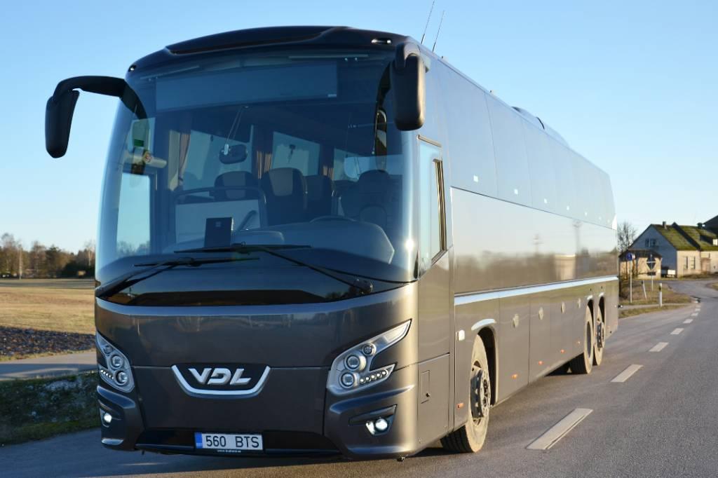 VDL Futura, Kaugsõidubussid, Transport