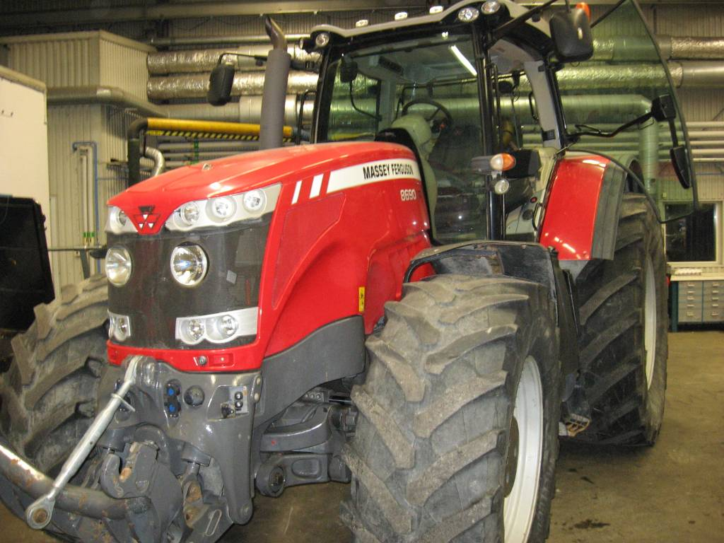 Massey Ferguson 8690, Traktorer, Lantbruk