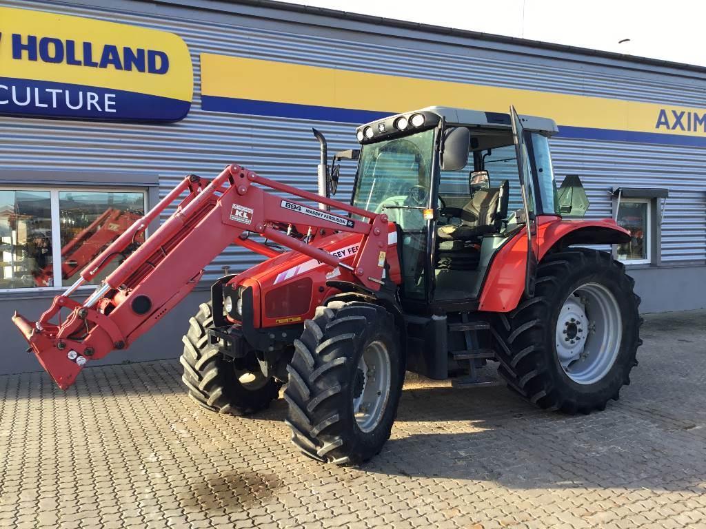 Massey Ferguson 5445, Traktorer, Lantbruk