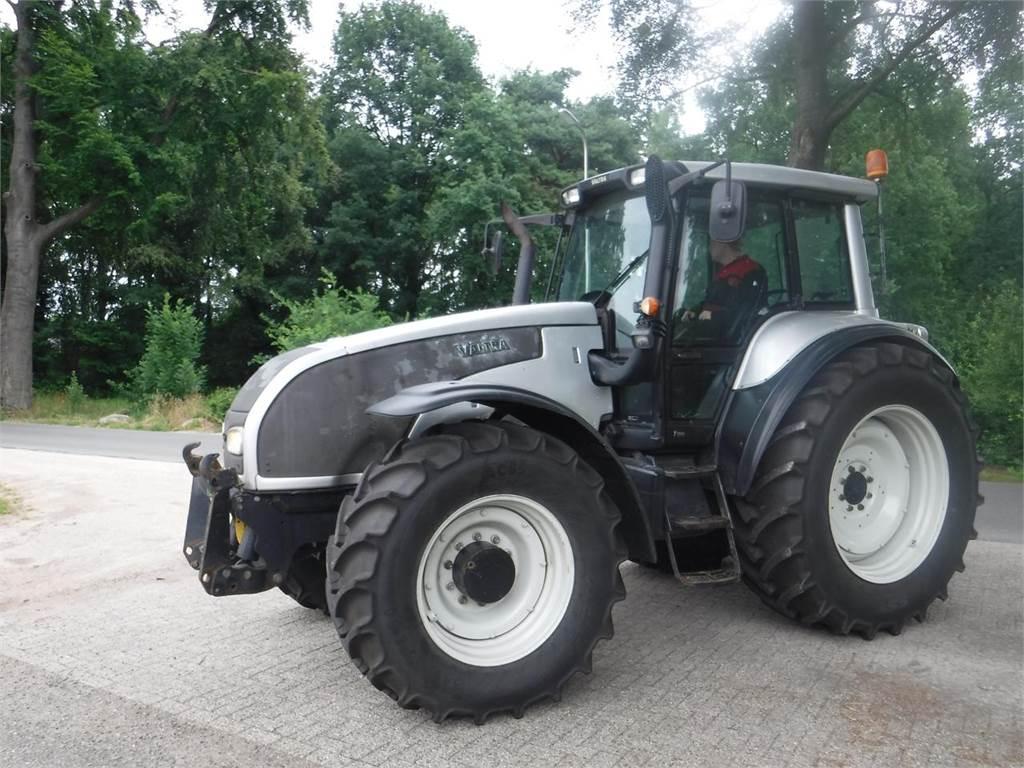 Valtra T190 GRIJS, Tractoren, Landbouw