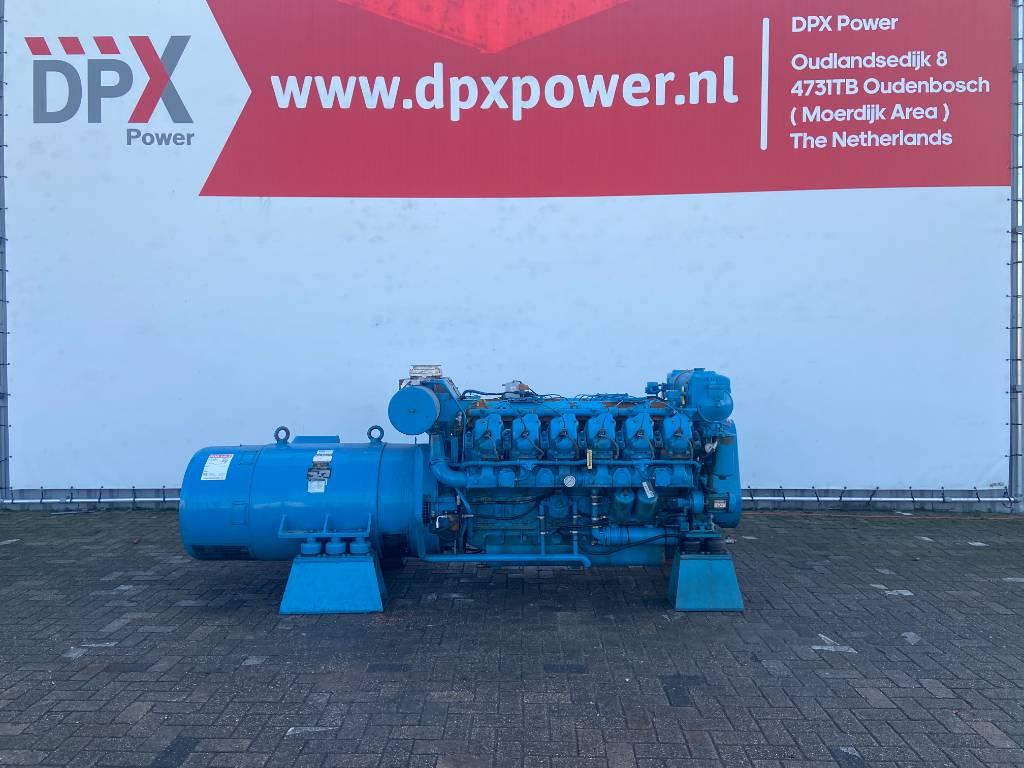 Baudouin DNP12SI - 400 kVA Generator - DPX-12326, Diesel generatoren, Bouw