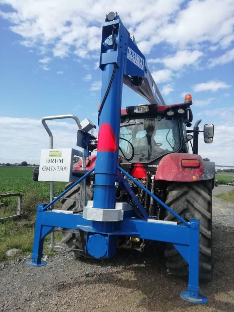 [Other] Orum - Örum GMD 7500 - gödsel mixer, Pumpar och omrörare, Lantbruk