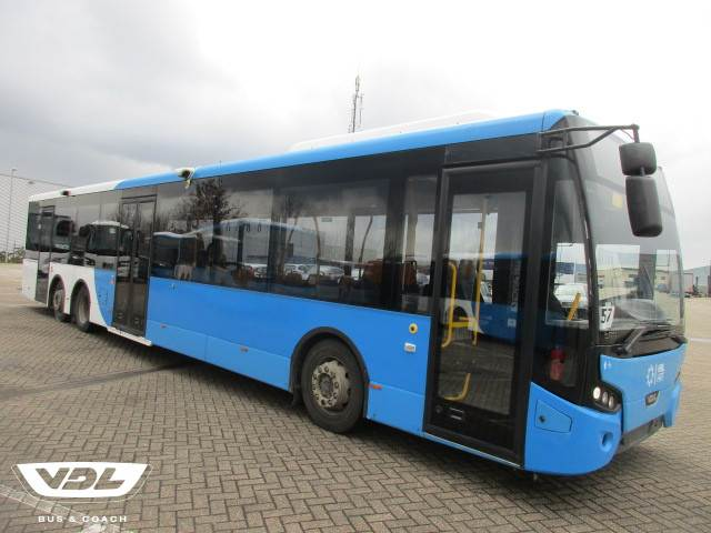 VDL Citea XLE-145/310, Public transport, Vehicles