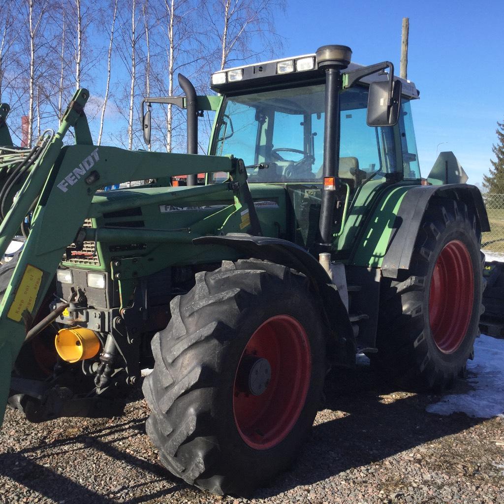 Fendt 515C, Traktorid, Põllumajandus