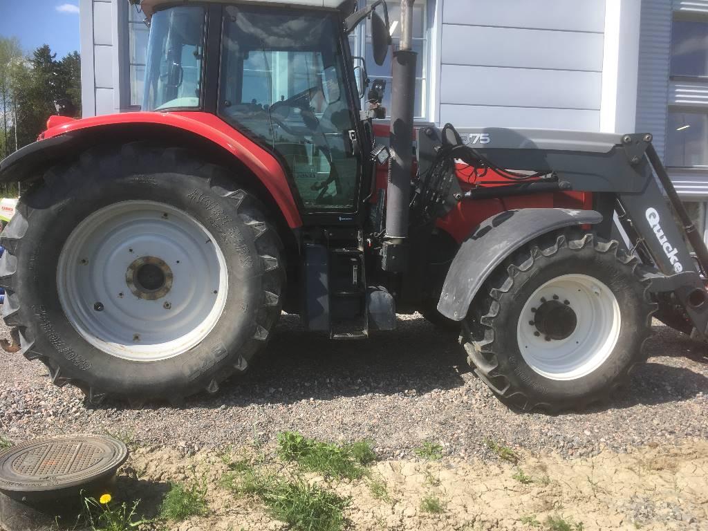 Massey Ferguson 7485, Traktorit, Maatalous