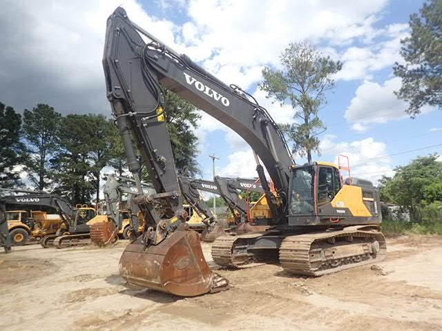Construction equipment - Volvo CE Americas Used Equipment