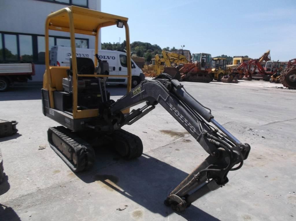 Volvo EC 15 B XTV, Mini Excavators <7t (Mini Diggers), Construction Equipment