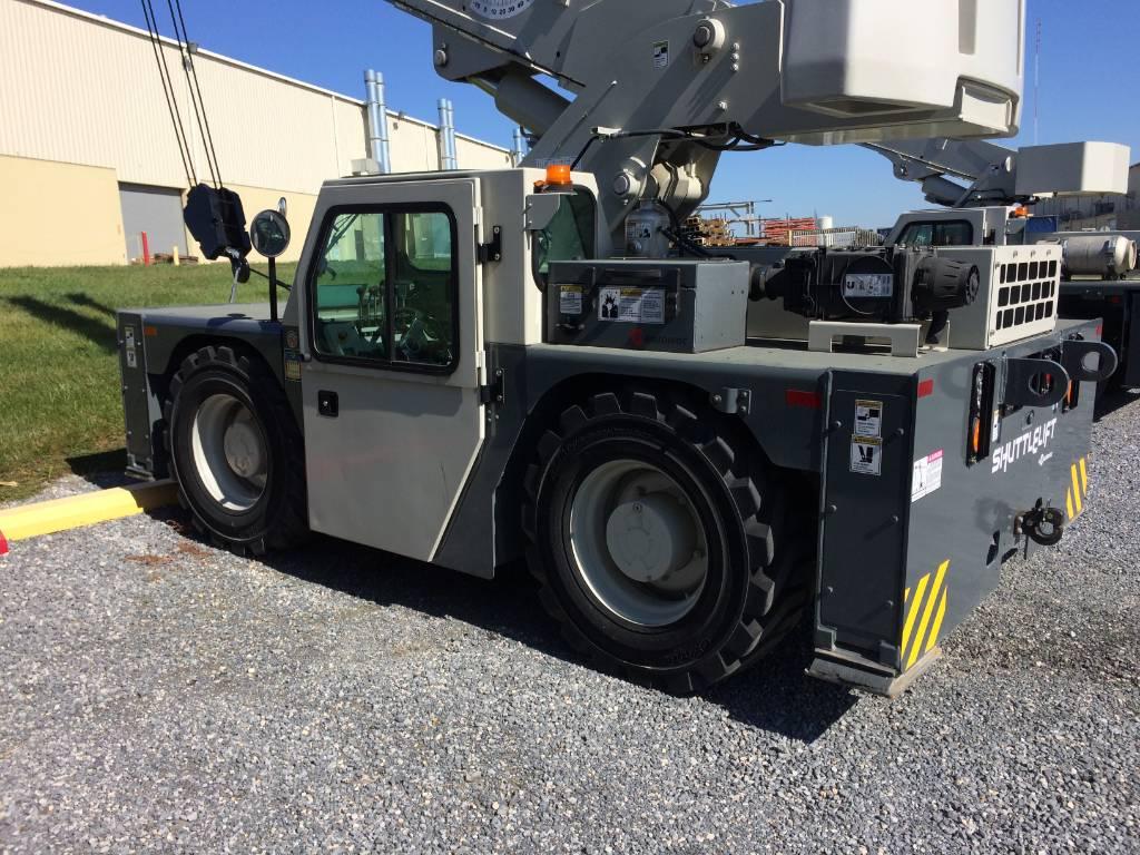 Grove CD15, Crane Parts and Equipment, Construction Equipment
