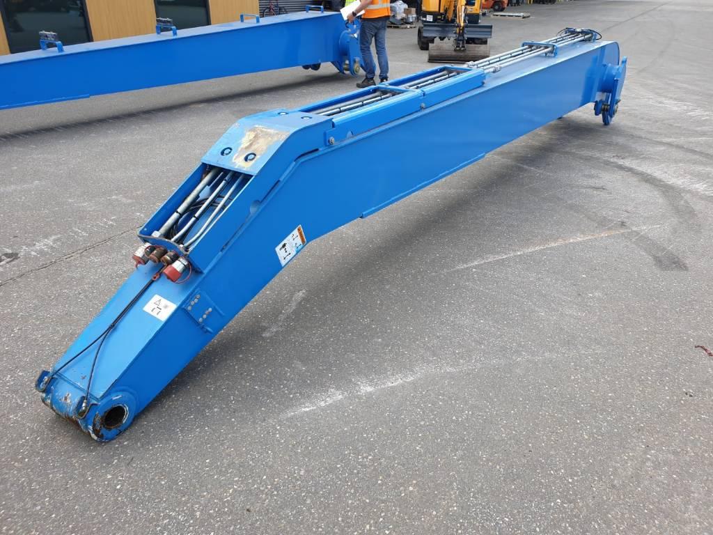 Fuchs 6200mm. Stick - MHL350 E, Graafarmen, Bouw